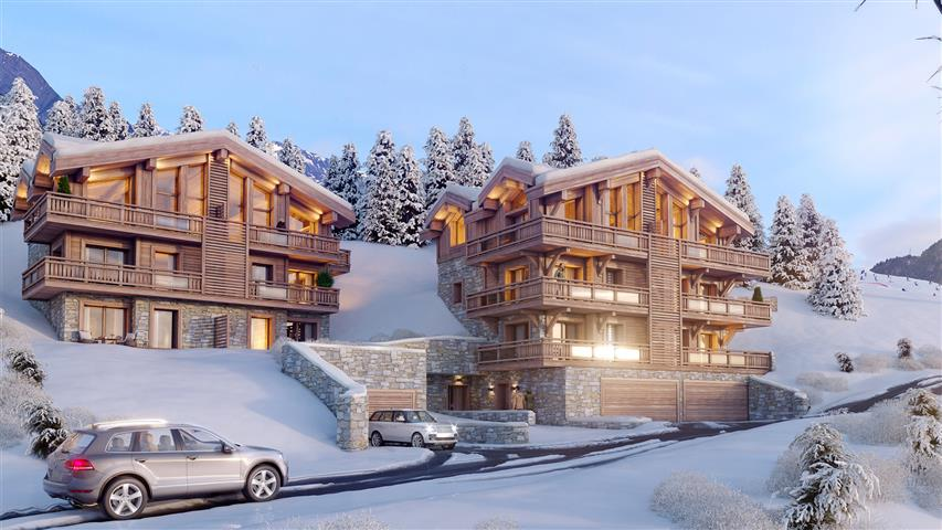 Chalet Canyon Lodges – COURCHEVEL 1660 (73)